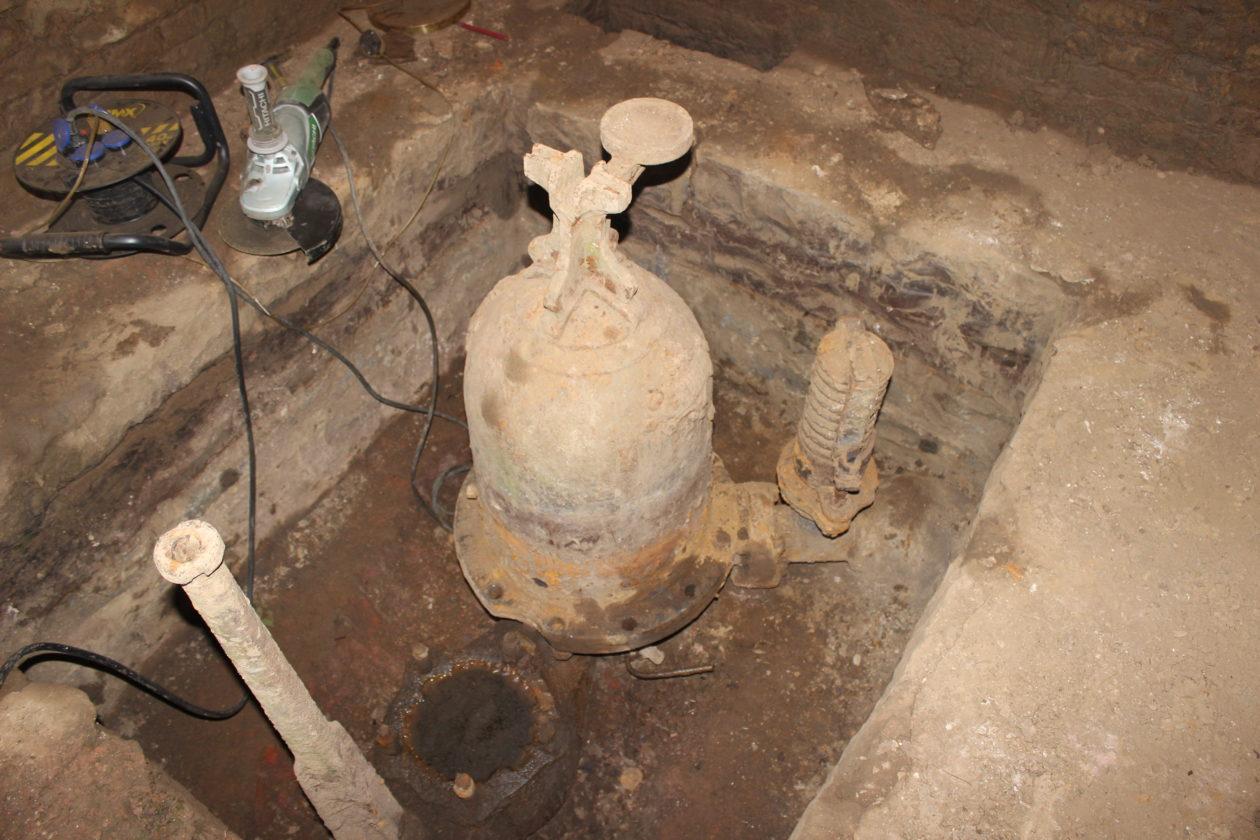 Bientôt une pompe bélier en fonctionnement à Arthey ?